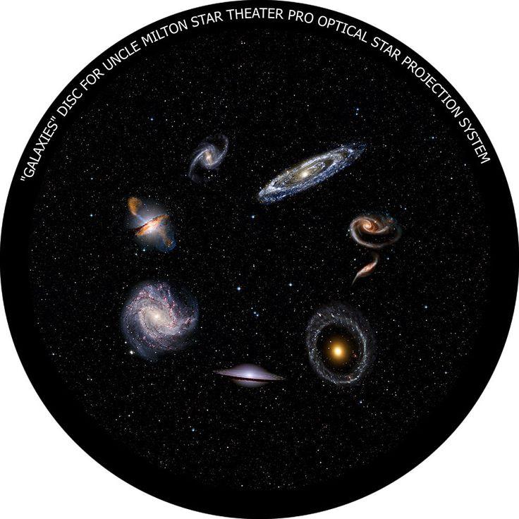 Details About Quot Galaxies Quot Disc For Uncle Milton Star