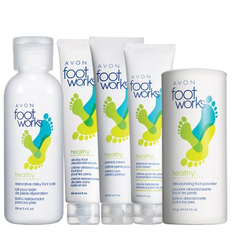 Footworks Foot Care Products