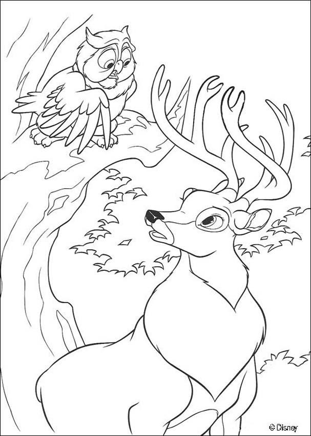 17 Best images about BAMBI on Pinterest | Disney, Coloring and ...