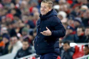 Aston Villa v Leeds United  Garry Monk urges fans to celebrate the moment