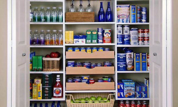 5 Steps to an Unbelievably Organized Pantry