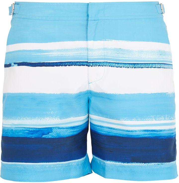 Orlebar Brown Bulldog Gerry McGovern mid-length swim shorts