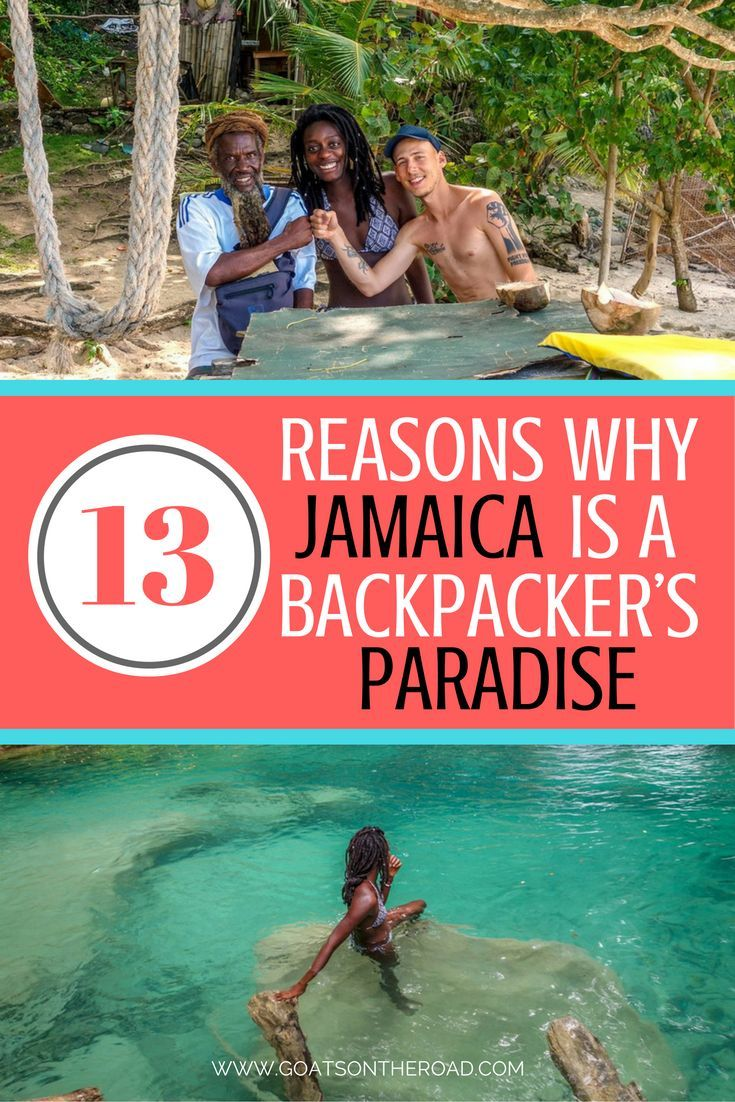 13 Reasons Why Jamaica is a Backpacker's Paradise