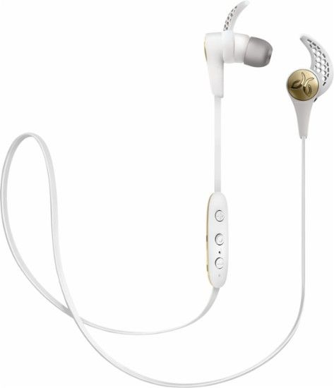 JayBird - X3 Wireless In-Ear Headphones - Sparta - Front Zoom