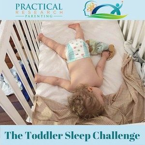 Toddler Sleep Challenge - Practical Research Parenting