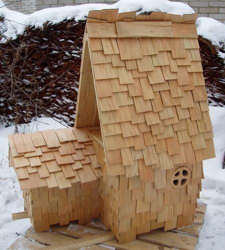 Деревянная собака своими руками