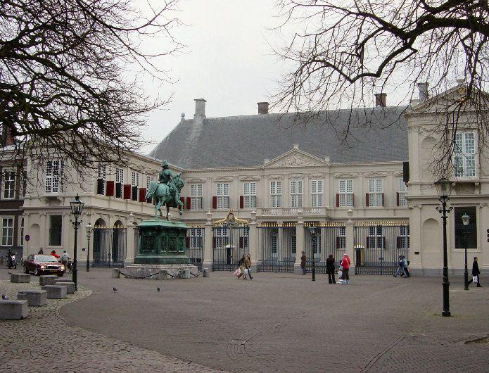 Palais Noordeinde. -Países Baixos