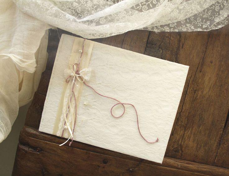 Βιβλίο ευχών vintage | My Event - Γάμος - Βάπτιση - Διακόσμηση
