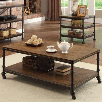 Riverside Furniture Camden Town Coffee Table U0026 Reviews | Wayfair