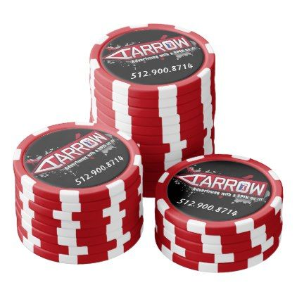 Now Hiring Poker Chips - unusual diy cyo customize special gift idea personalize