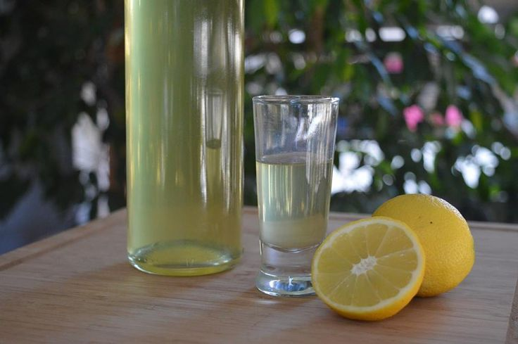 How to Make Italian Limoncello