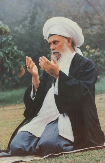 Sultan and Friend. Mawlana Shaykh Muhammad Nazim Adil Haqqani.