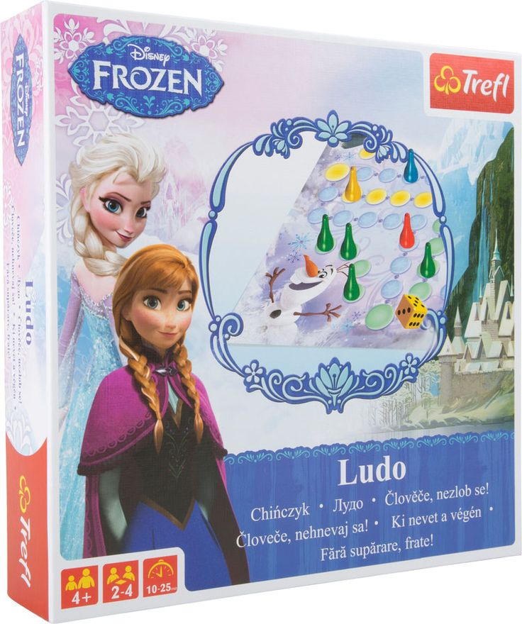 "Ludo ""La Reine des neiges"""