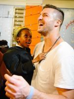 Tim Tebow Threw A Surprise Prom For Special Needs Orphans In Haiti #refinery29  http://www.refinery29.com/2016/02/103244/tim-tebow-haiti-night-to-shine-prom