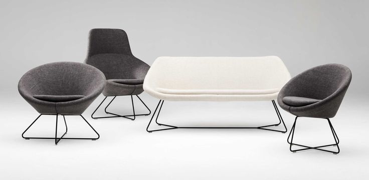 Zenith Interiors: Conic Lounge Chair