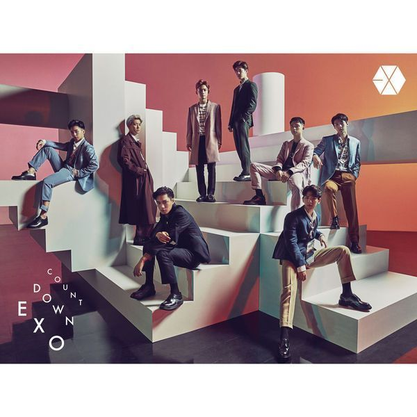 Download [Album] EXO – COUNTDOWN [Japanese]