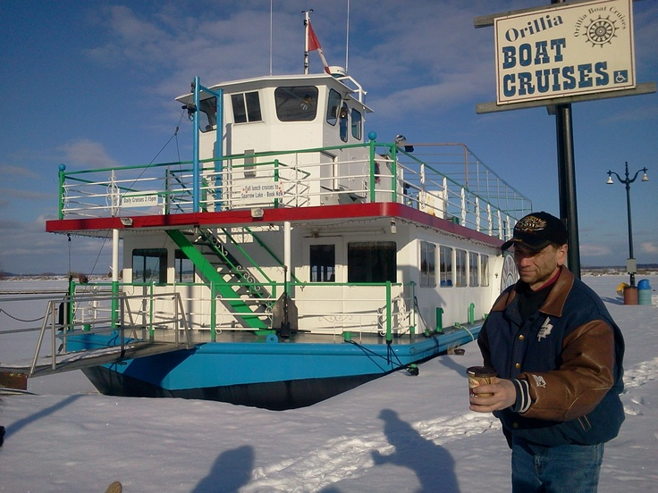 I would like to go on this Orillia Boat Cruise in the summer!!!