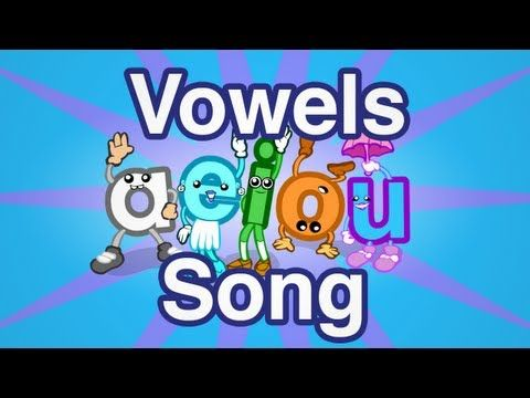 Vowels Song  #Education #Kids #Vowels #Language