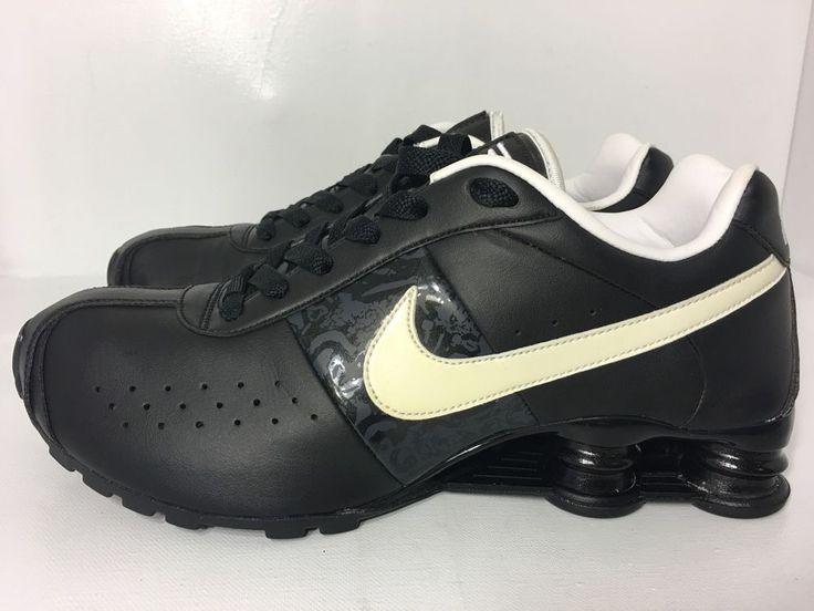 Womens Nike Shox Classic II SI Running Shoes 343907 001 Size 9 5 | eBay