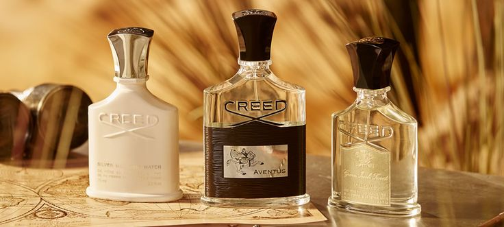 3 Iconic Creed Fragrances All Men Should Own