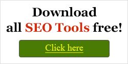 Download Free SEO promotion tools Aka Seo Search Engine Optimization Tools or use few of them online on my site without downloding them