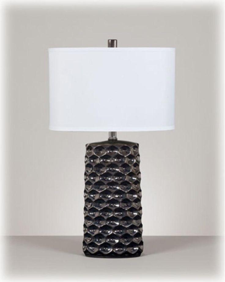 L125264T by Ashley Furniture in Winnipeg, MB - Ceramic Table Lamp