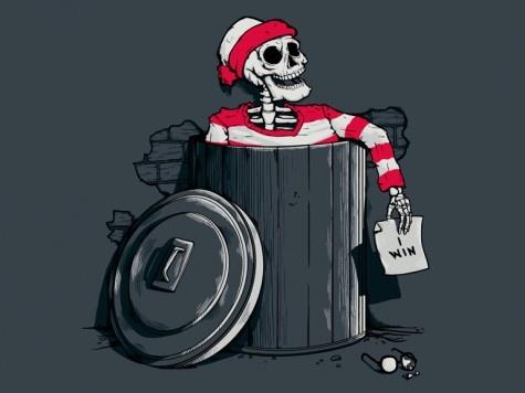 Where is Waldo?   ¿Dónde esta Wally?