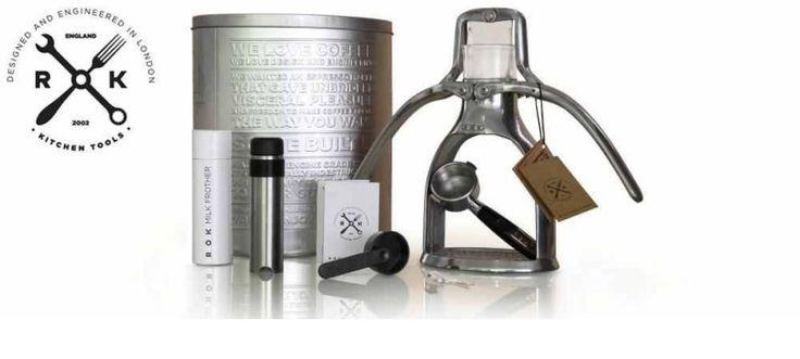 ROK Expresso Maker Set [149,00€]