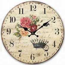 wood clocks with quotations - Google Search