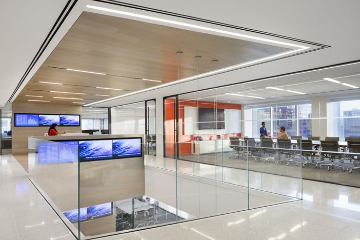 STUDIOS Architecture : ICE - Intercontinental Exchange