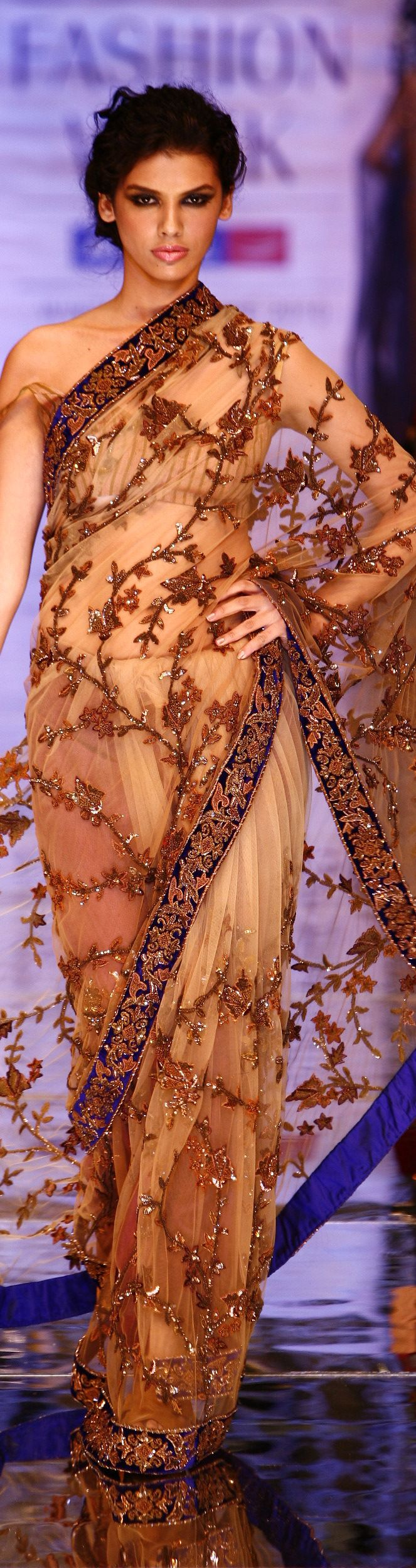 Manish Malhotra Collection at Lakme Fashion Week 2010