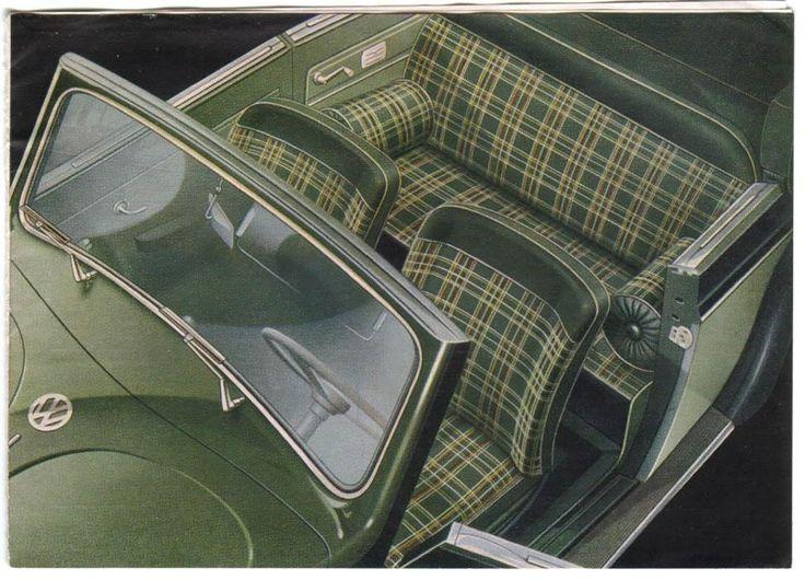 643 best Das Vintage VW Beetle's images on Pinterest