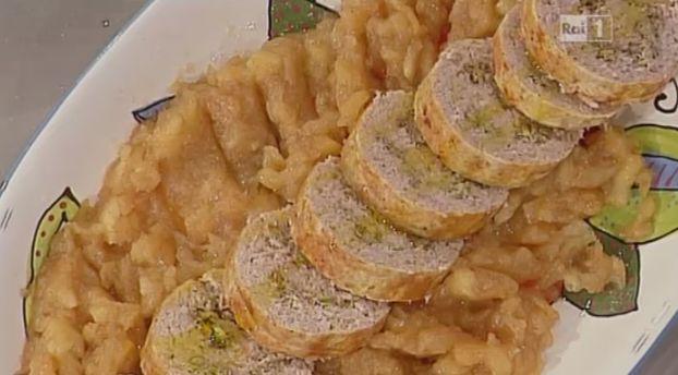 Ricette+Anna+Moroni,+il+polpettone+di+pollo+farcito