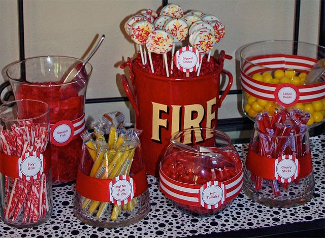 17 best BABY SHOWER FIRE TRUCK images on Pinterest Firefighter