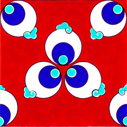 Cintemani Tiles C003Tile Sizes: 12x12 cm - 20x20 cm - 23,5x23,5 cm - 29,5x29,5…