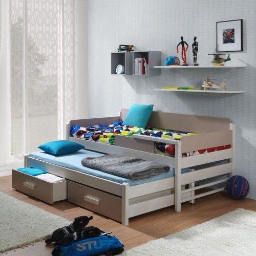 les 25 meilleures id es de la cat gorie lit d 39 appoint sur pinterest. Black Bedroom Furniture Sets. Home Design Ideas