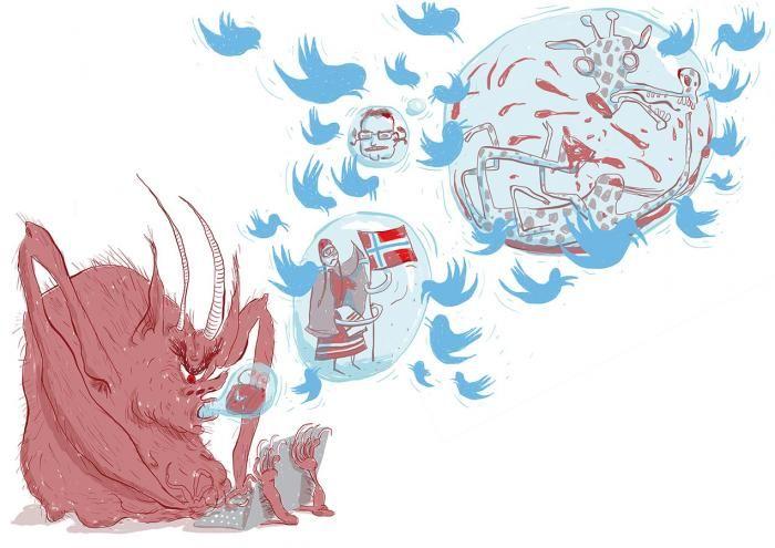 Hvordan skal vi forstå mekanismerne bag pludselige twitterstorme og…