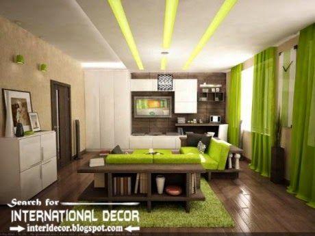 Modern Living Room Design Ideas 2015