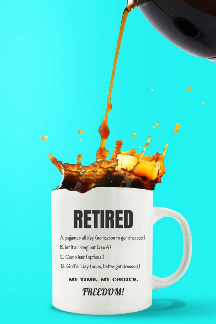 Great Humorous Gift for the Man who just RETIRED. Check it out!