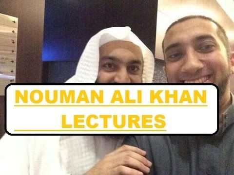 Ustadh Nouman Ali Khan, lectures nouman ali khan Islam is present in the world as the only way for the salvation of men in this world and hereafter. It can b...