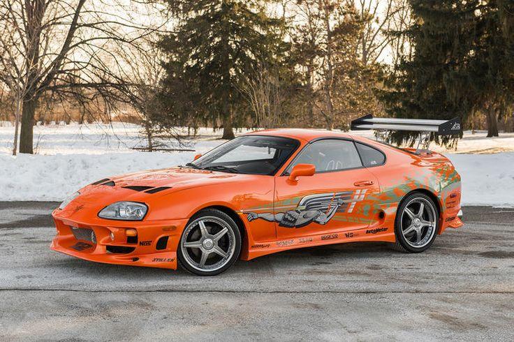 "1995 Toyota Supra Turbo MK-IV ""The Fast And The Furious"""