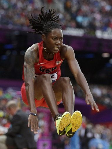 Gulfport's Brittney Reese wins Olympic gold in long jump