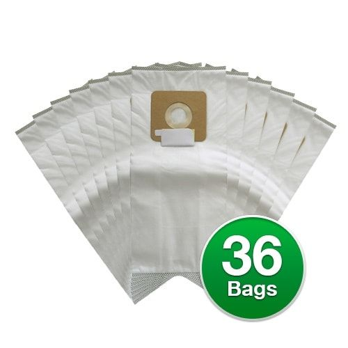 Replacement Vacuum Bag for Simplicity Symmetry Symcl Model 6pk-Hepa Type 6 Bags/pk