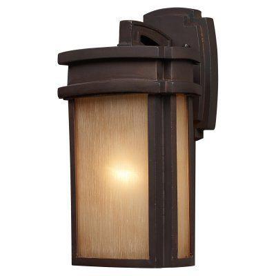 ELK Lighting Sedona 4214 1-Light Outdoor Wall Sconce - 42141/1 #WallSconces