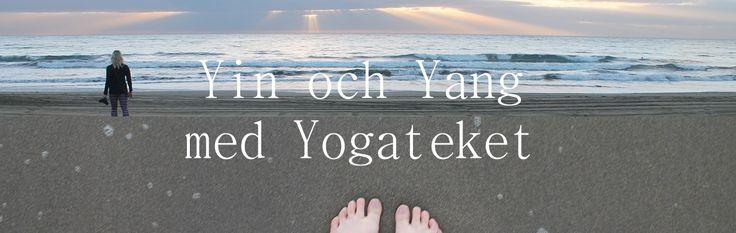Yin och Yang med Yogateket