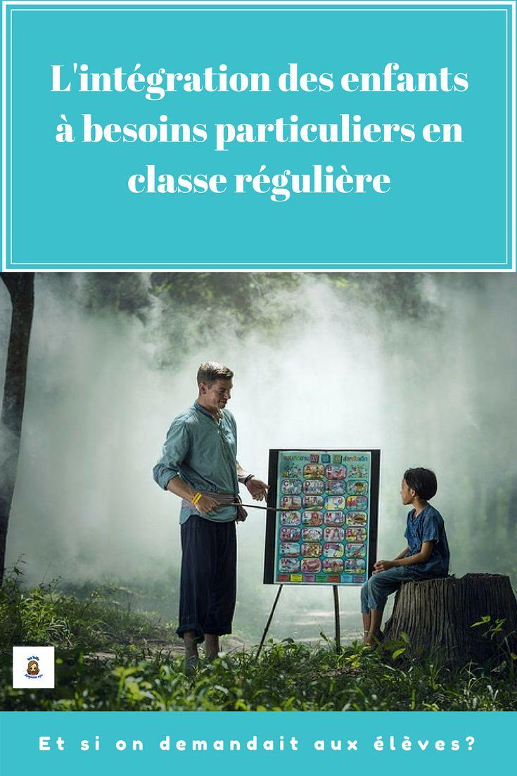 Et si les élèves qui ont des difficultés d'apprentissage pouvaient choisir où ils désirent apprendre?