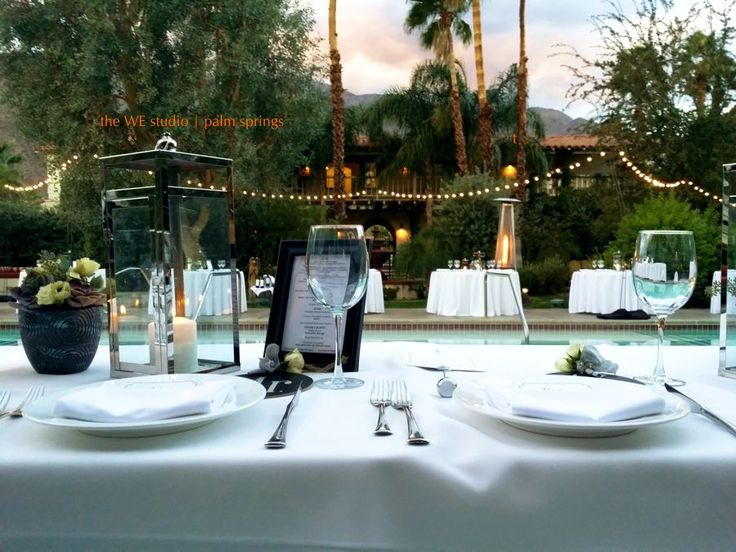 Colony Palms Hotel Weddings Http Www Thewestudio