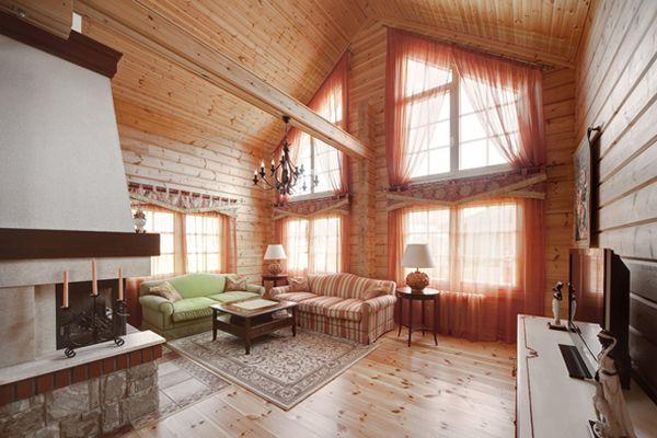 дом из бруса фото - Поиск в Google