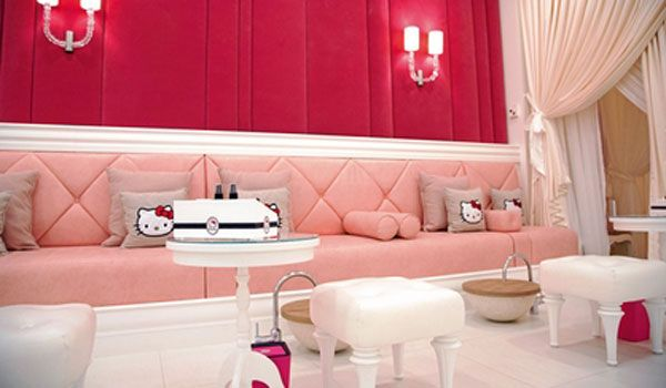 17 best images about hello kitty beauty spa opens in dubai for 7 shades salon dubai