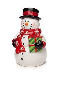 Home Accents® 2015 Snowman Cookie Jar by Belk Stores
